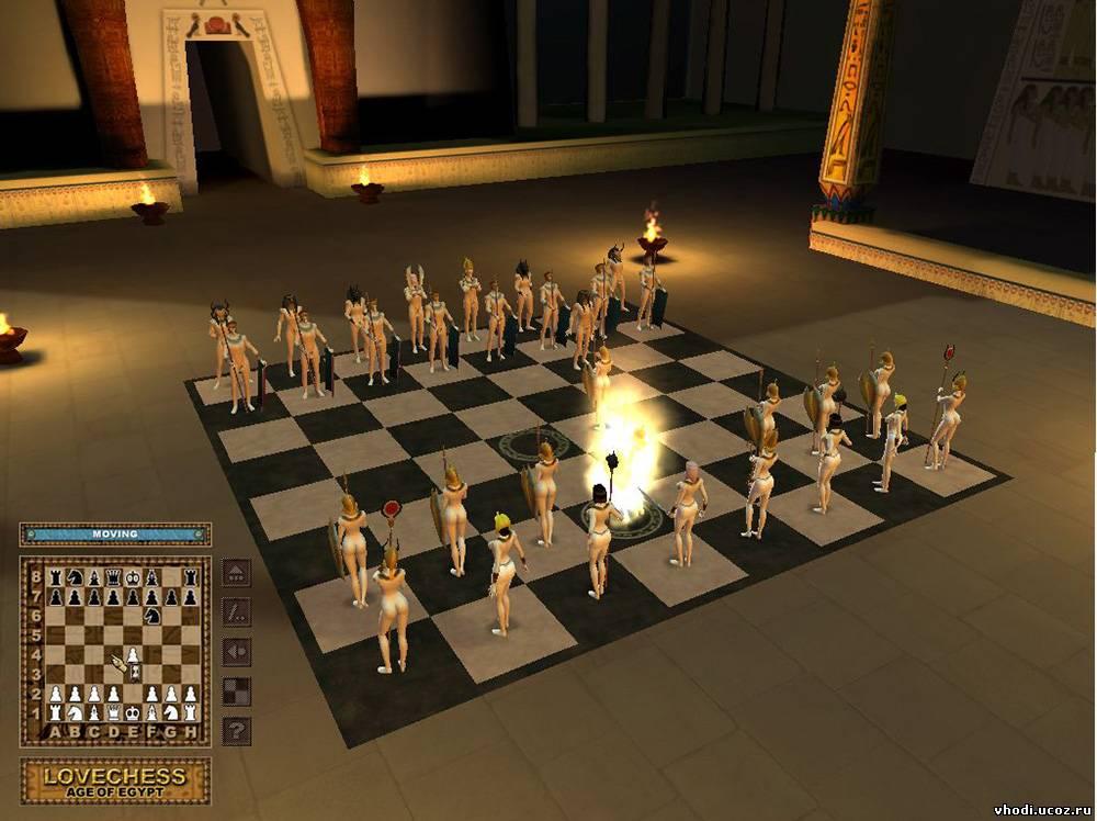 играть шахматы порно